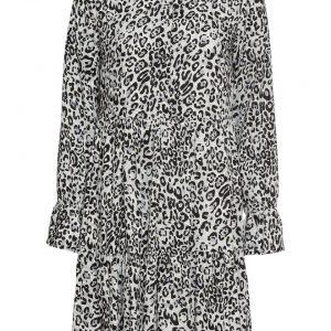 Sukienka koszulowa kolor szary