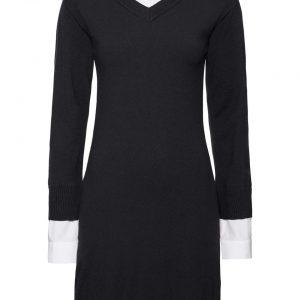 Sukienka koszulowa kolor czarny