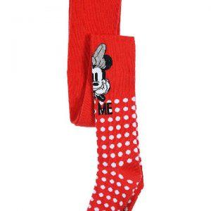 """Rajstopy """"Minnie Mouse"""" w kolorze czerwonym"""