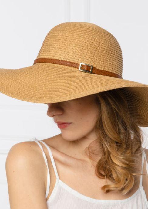Damski letni kapelusz