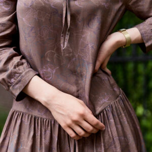 Sukienka Fringilla Idyllica krótka.