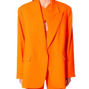 AGGI - Pomarańczowa marynarka Blair