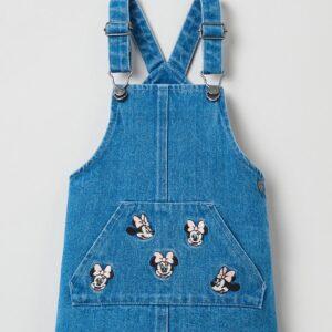 OVS - Sukienka jeansowa dziecięca x Disney