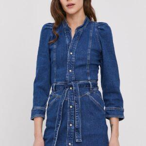 Pepe Jeans - Sukienka jeansowa Dolly