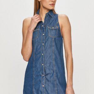 Pepe Jeans - Sukienka jeansowa Jess